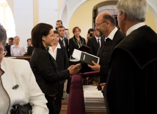 Diplomaosztó 2014