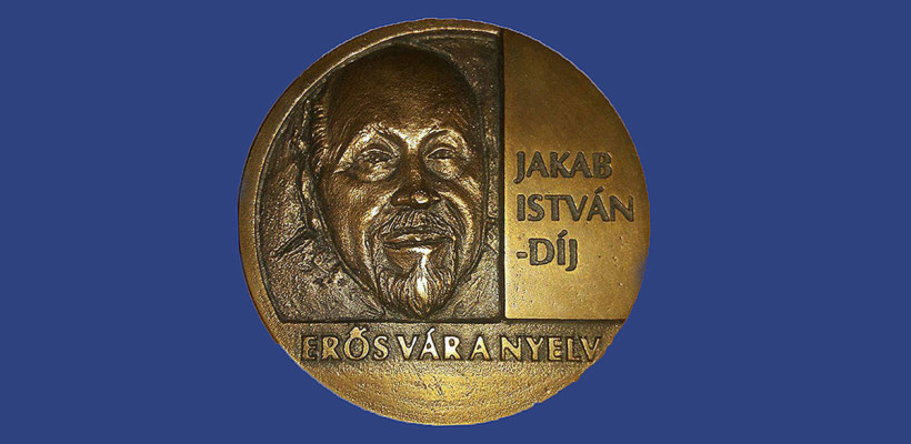 Erős vár a nyelv – Jakab István-díj