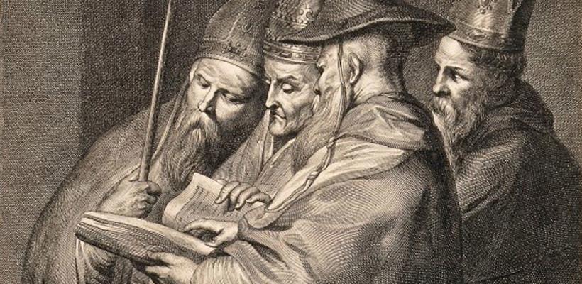 Az egyházatyák a reformáció és az ellenreformáció korában