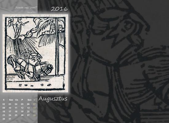 Augusztusi háttérkép