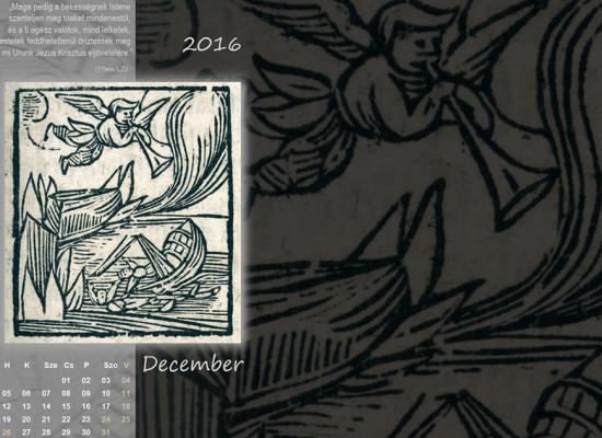 Decemberi háttérkép