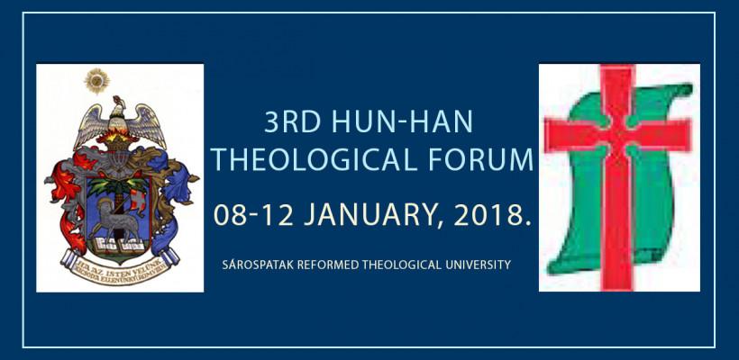 3rd Hun-Han Theological Forum